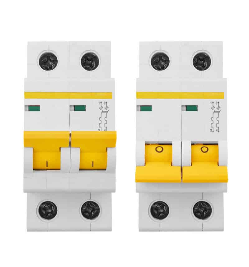 Fuse boxes and safety switches